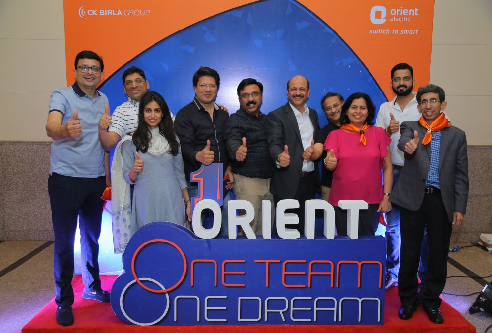 One Orient – All India Sales Conference 2019