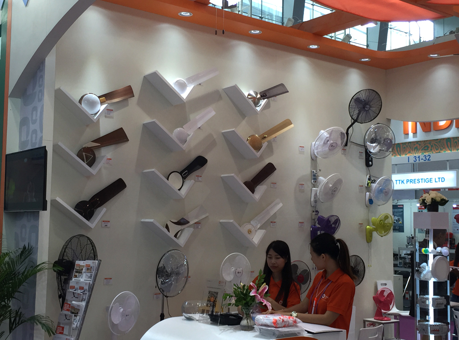 Participation in Canton Fair