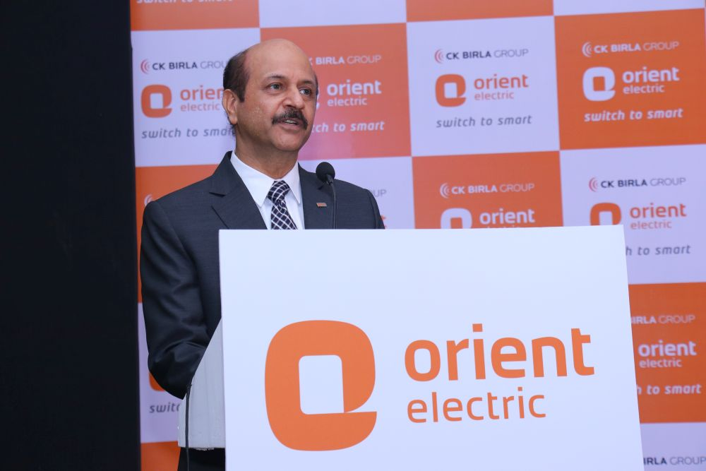 Press Conference - Launch of Orient EyeLuv LED lights