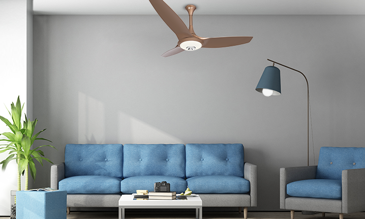 How to choose the right fan for your interiors