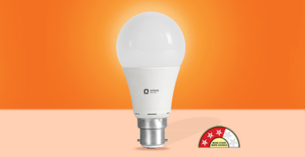 What does BEE rating for LED bulbs mean to consumers?