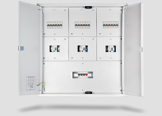 7-Segment Distribution Board