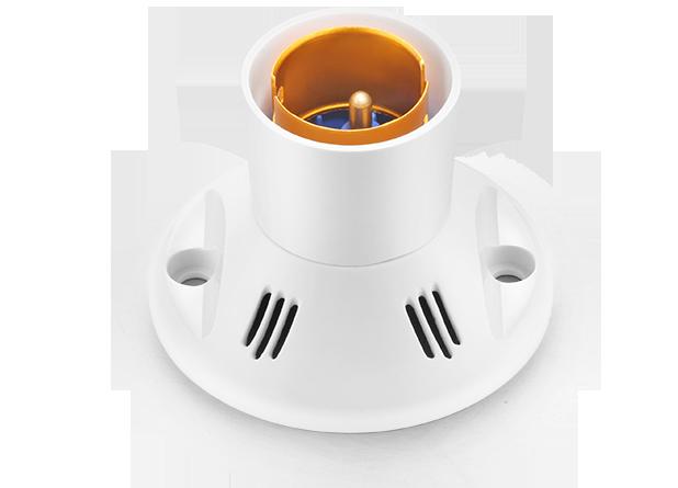 Lamp Holder Metal Ring