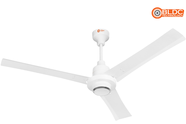 Orient Atomiser BLDC Ceiling Fan - White