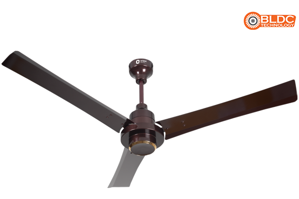 Orient Atomiser BLDC Ceiling Fan - Brown