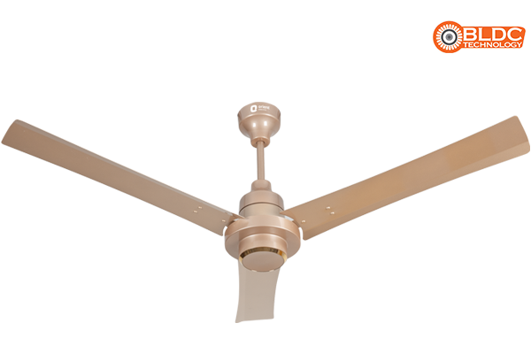 Orient Atomiser BLDC Ceiling Fan - Gold