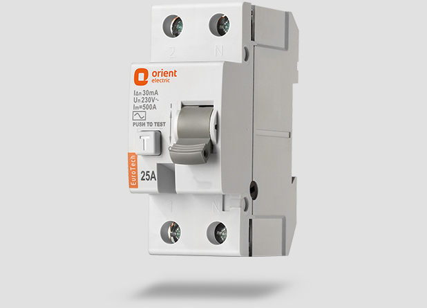 Orient Double Pole-1 | Residual Current Circuit Breakers | Orient