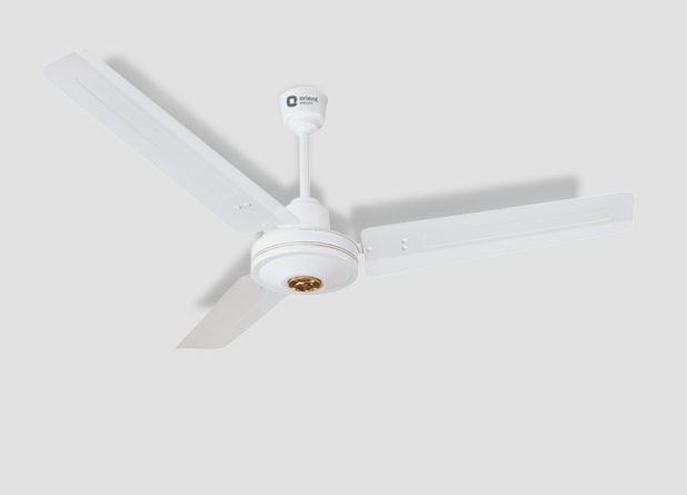 Deluxe Ceiling Fan White