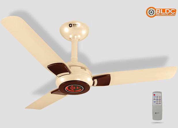 Orient Ecogale Energy Saver Ceiling Fan Cream