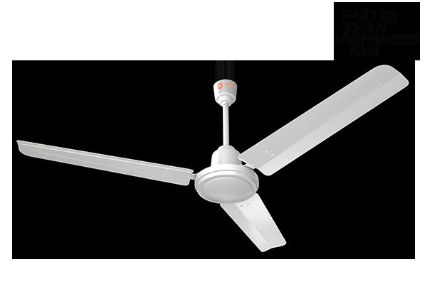 Falcon 425 - Faster Than High Speed Fan