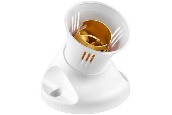 Lamp Holder WA Angular Metal Ring