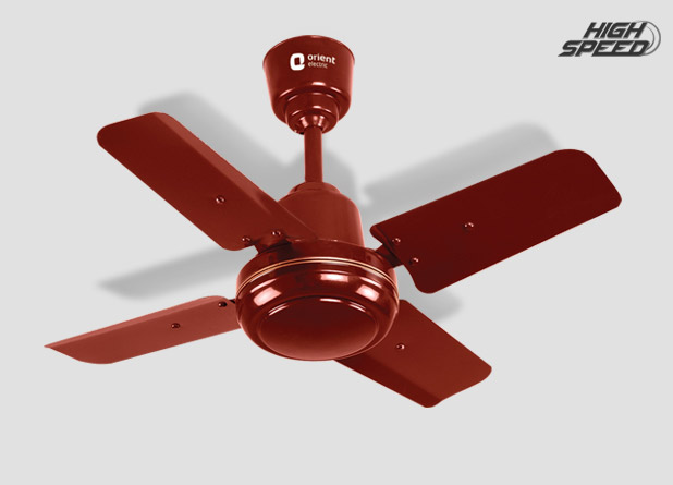 New Breeze 4 Blades Work Horse Ceiling Fan