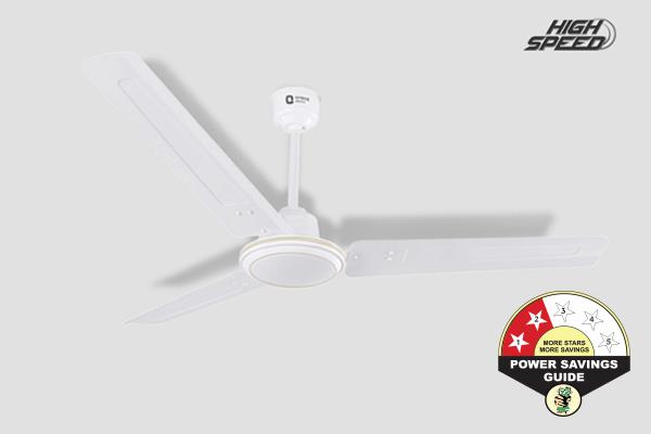 New Hurricane High Speed Ceiling Fan