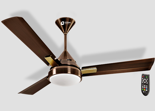 Orient Spectra Ceiling Fan With Led Light Amp Remote