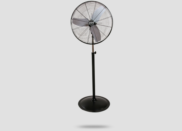 Electric Fan On A Stand : Orient stand ac fan fans electric