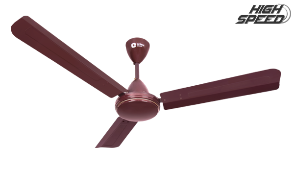 Summer Breeze Pro High Speed Ceiling Fan - Brown