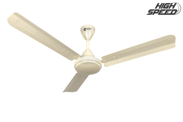 Summer Breeze Pro High Speed Ceiling Fan - Ivory