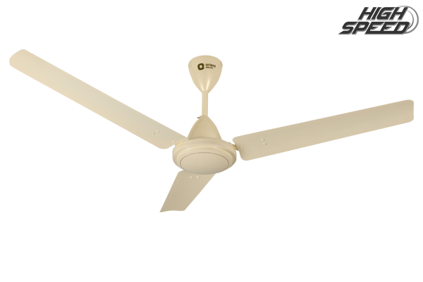 Twister High Speed Ceiling Fan - Ivory