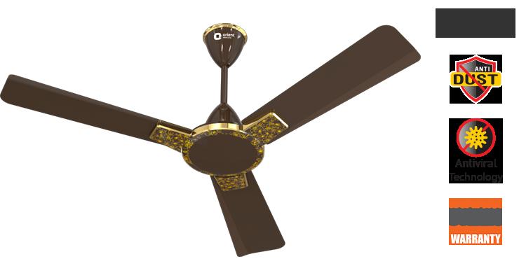 Verona Anti Dust Ceiling Fan