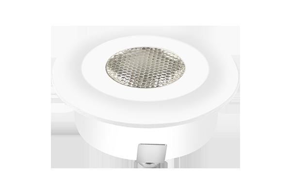 Spot Light- Plastic 2W