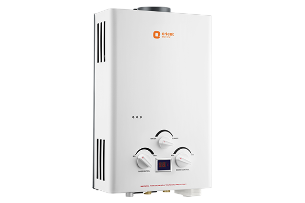 ISI Certified Gas Water Heater