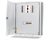 Vertical Phase Selector Distribution Board