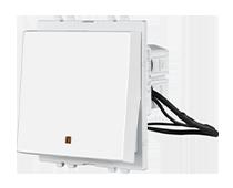 10A 1W Switch Indicator Lamp 2M 58MRWH1013