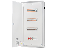 Per Phase Isolation Distribution Board