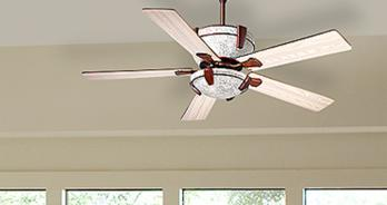 How to address the most common ceiling fan problems