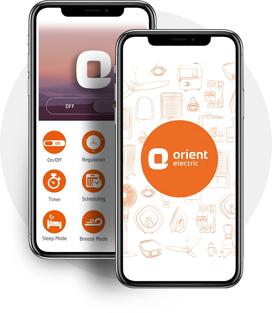 Orient Smart App Ceiling Fan