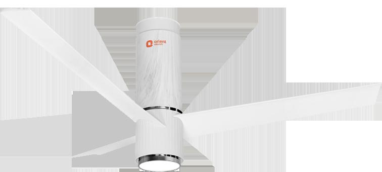 Orient Aeroslim Ceiling Fans, IOT Enabled Smart Ceiling Fans