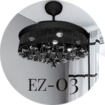 Eleganza EZ 03 Chandelier Fan